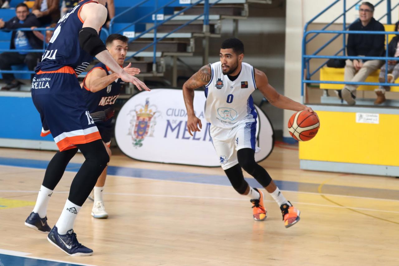 Club Melilla Baloncesto Afanion CB Almansa jornada 15