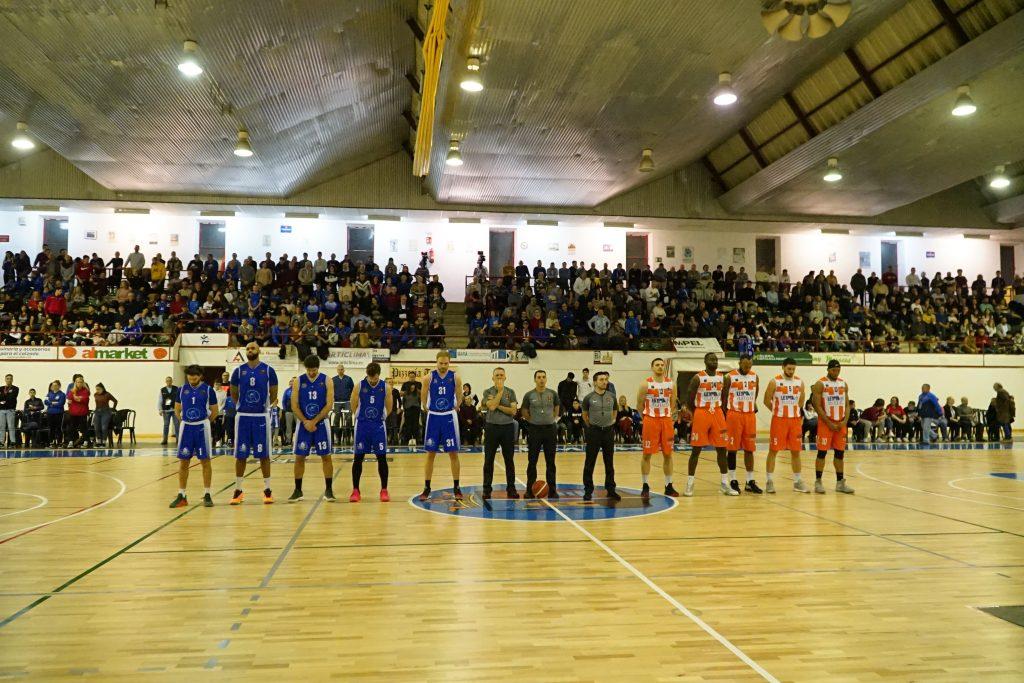 CB Almansa y LEYMA Coruña realizaron un minuto de silencio por el fallecimiento de Kobe y Gigi Bryant
