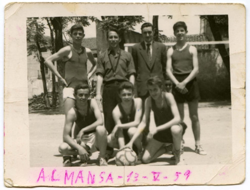 Historia CB Almansa 1