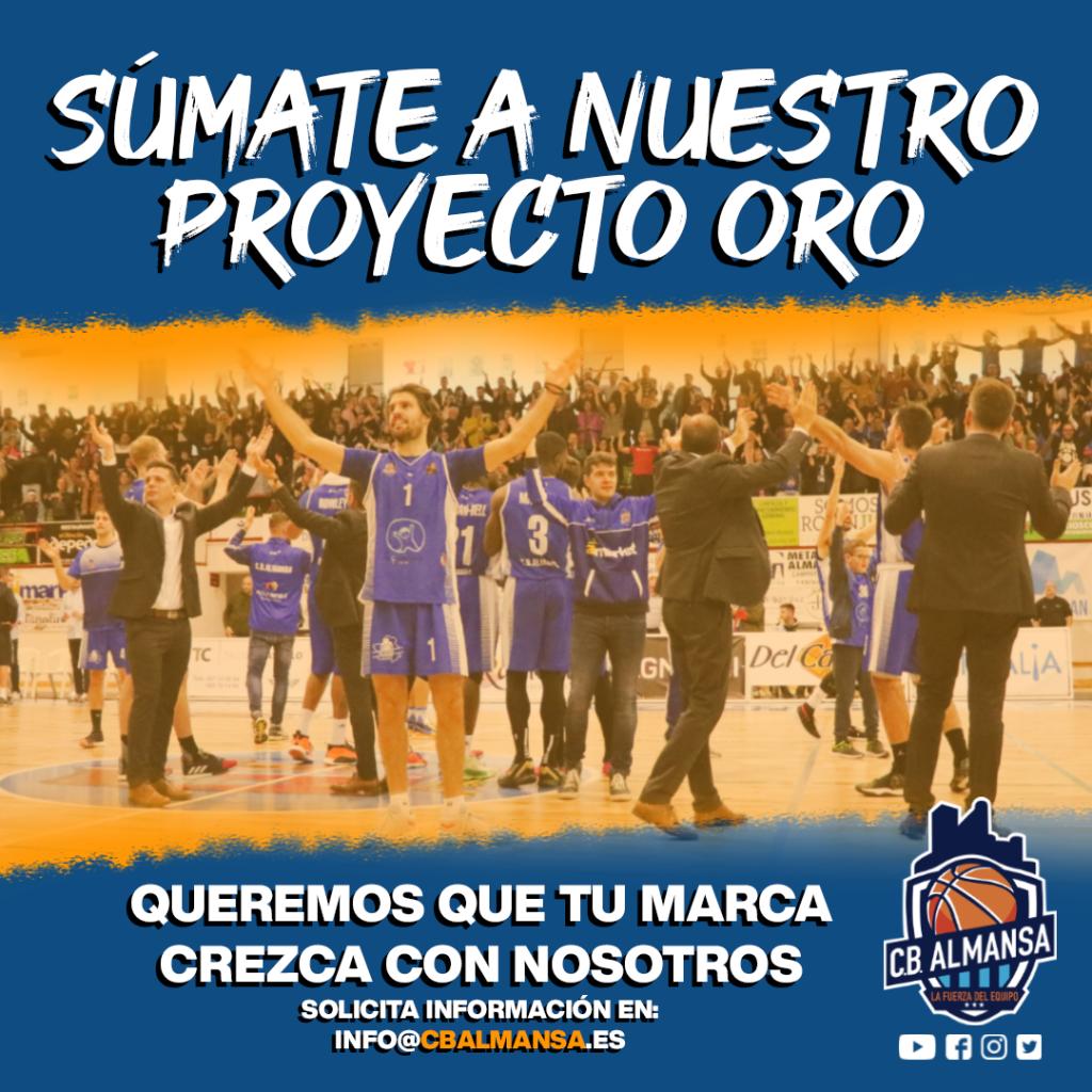 En marcha la campaña 2020-21 del Afanion CB Almansa