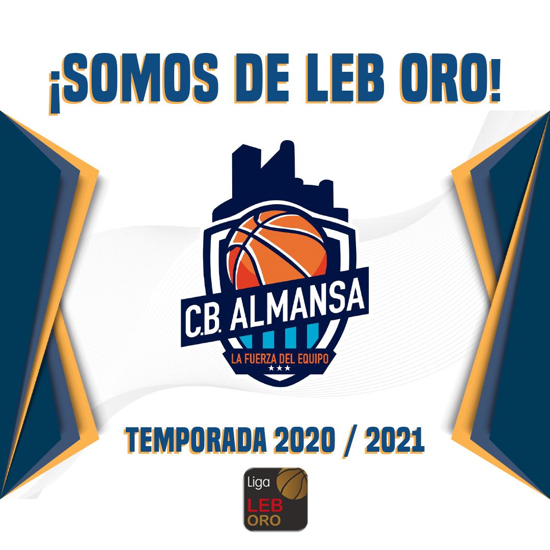 CB Almansa LEB Oro 2020-21