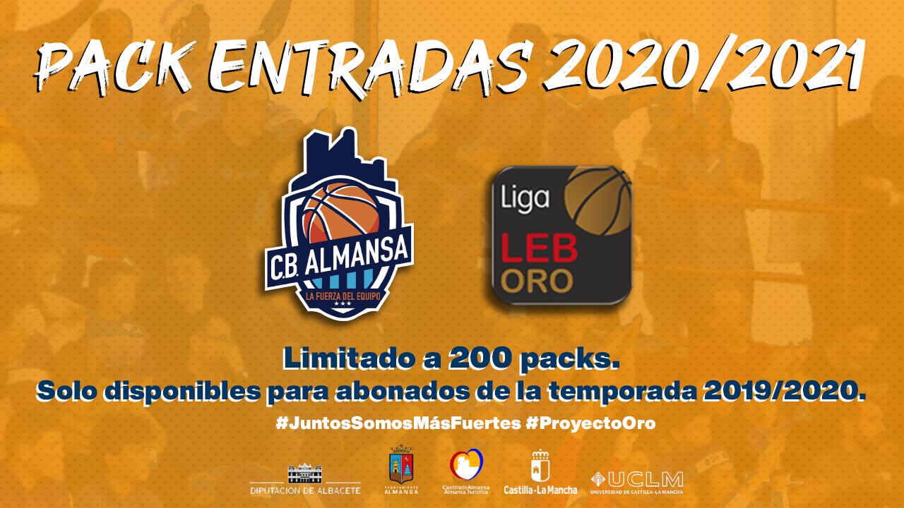 Packs entradas disponibles para ver al CB Almansa en La Bombonera