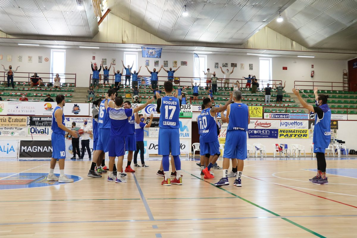 Primer partido de la pretemporada del CB Almansa ante El Ventero CB Villarrobledo