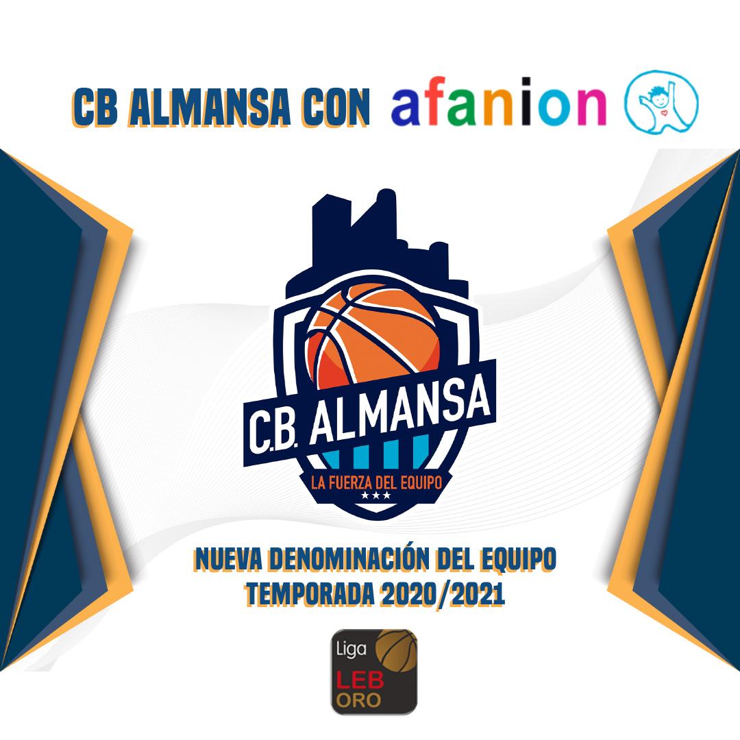 CB Almansa con AFANION