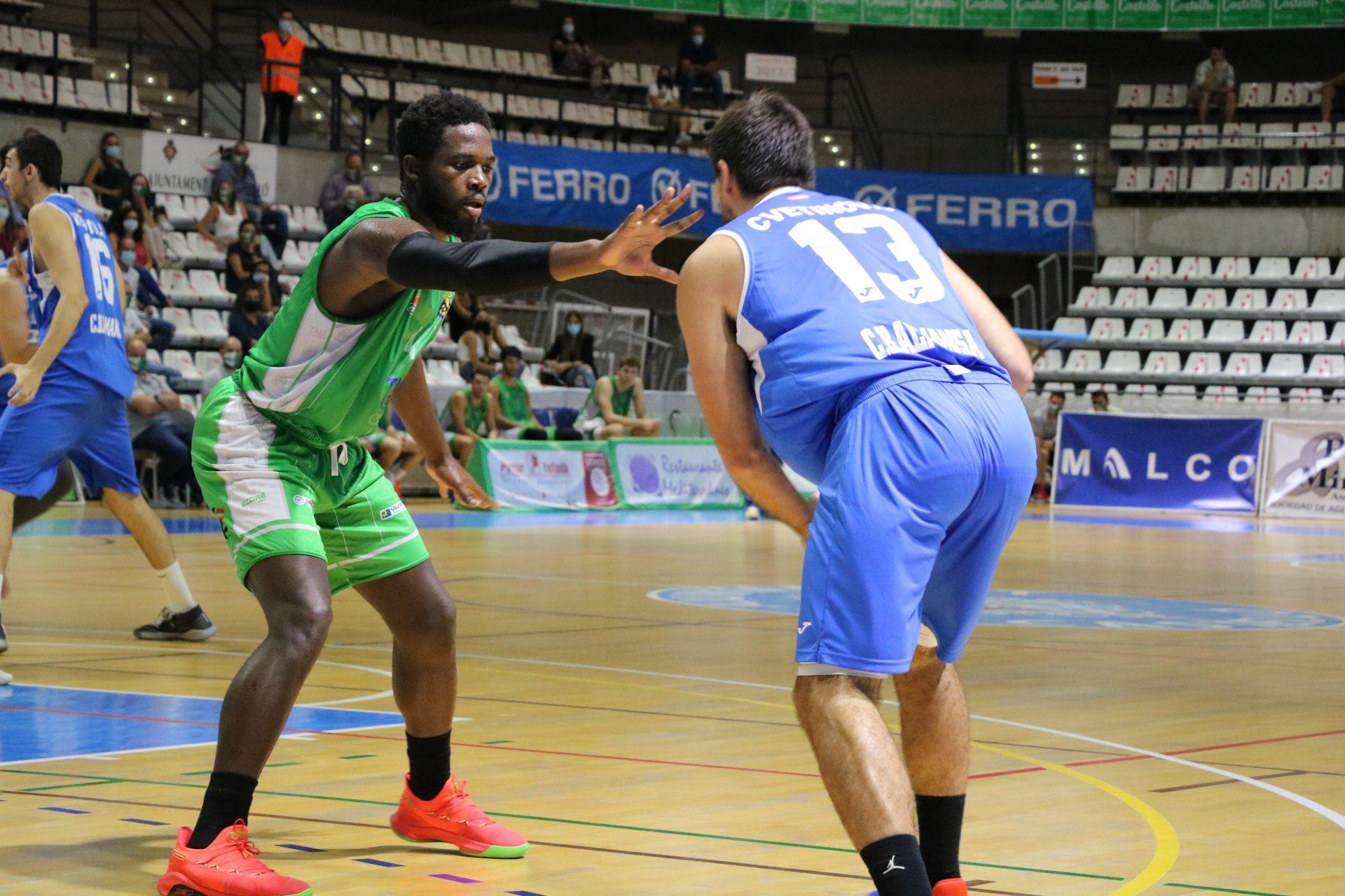 Cvetinovic anotó 21 puntos en el CB Almansa ante TAU Castelló
