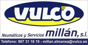 Vulco colaborador CB Almansa