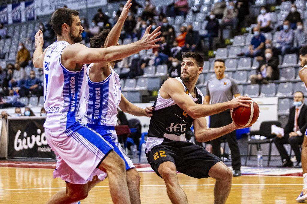 Domagoj Bubalo cuajó un gran partido en la segunda mitad