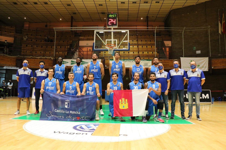 CB Almansa con AFANION semifinal trofeo jccm