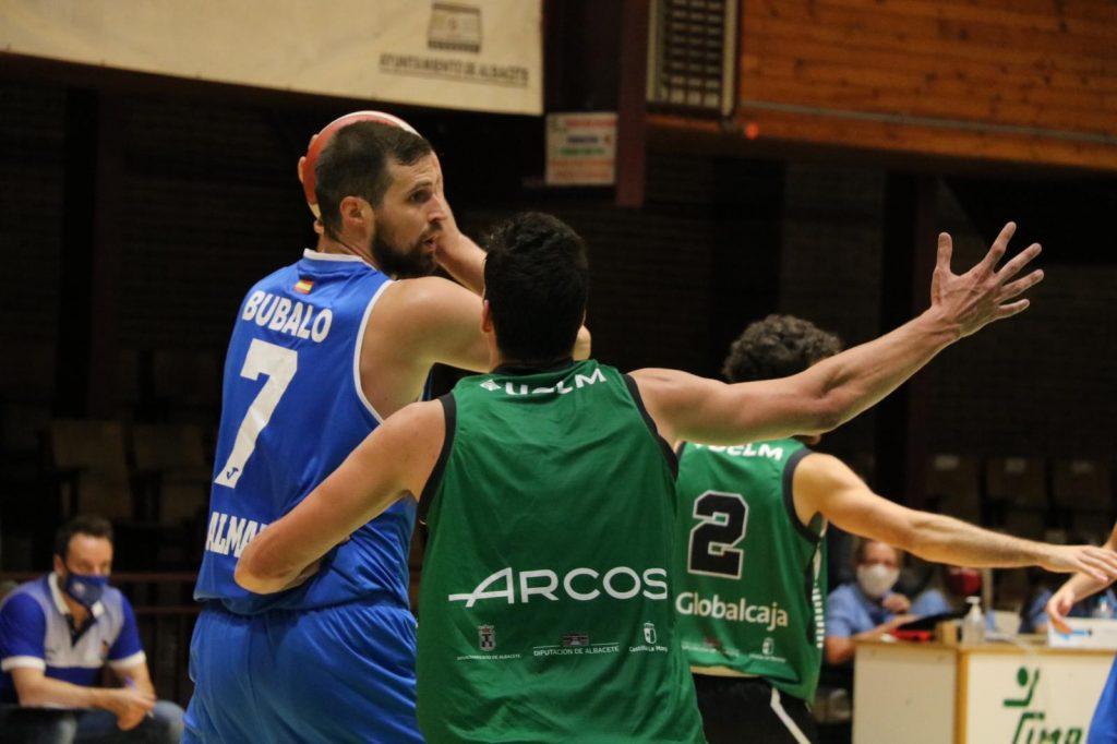 Domagoj Bubalo, máximo anotador con 17 puntos y 8 rebotes
