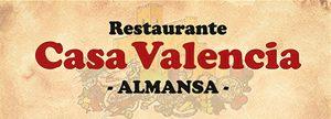 Restaurante Casa Valencia, colaborador del CB Almansa