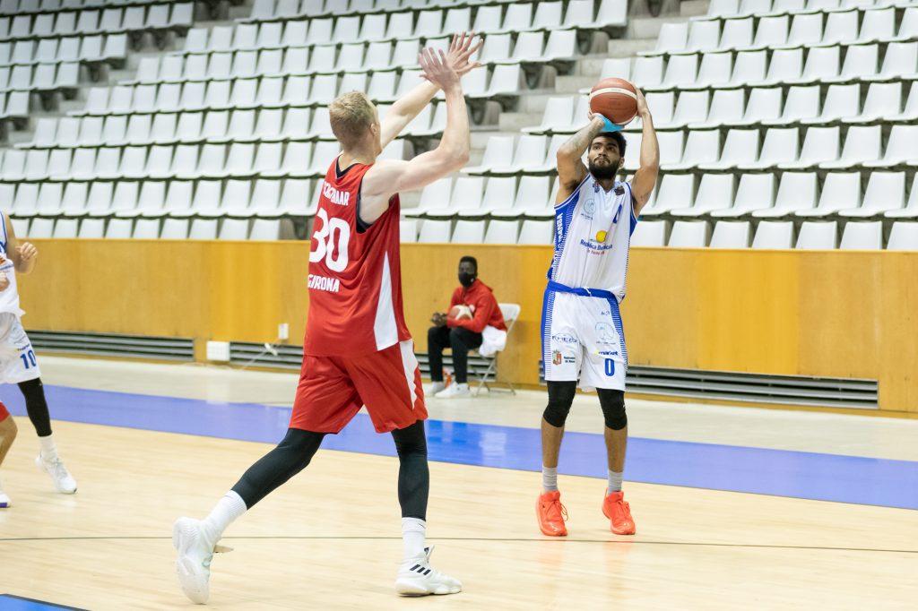 Bobby Harris se fue hasta los 23 puntos ante Bàsquet Girona