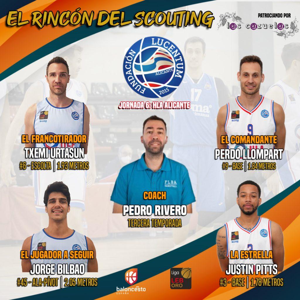El Rincón del Scouting: HLA Alicante