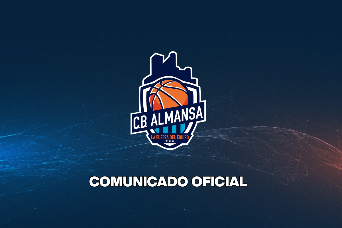 Comunicado Oficial CB Almansa con AFANION covid 19