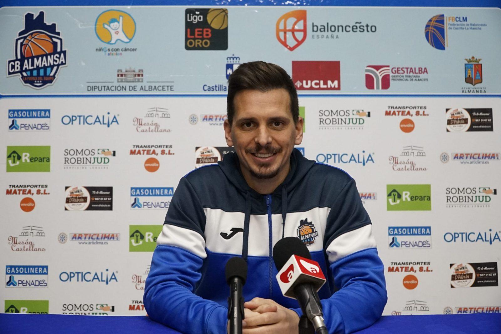 Previa CB Almansa con AFANION ICG Força Lleida