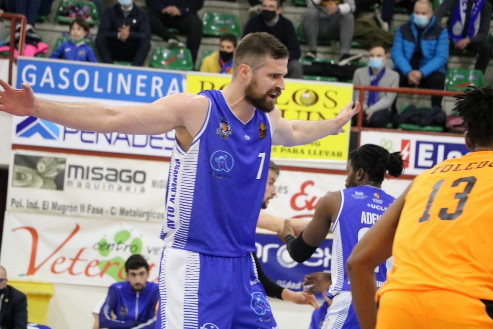 Domagoj Bubalo dice adiós a la temporada