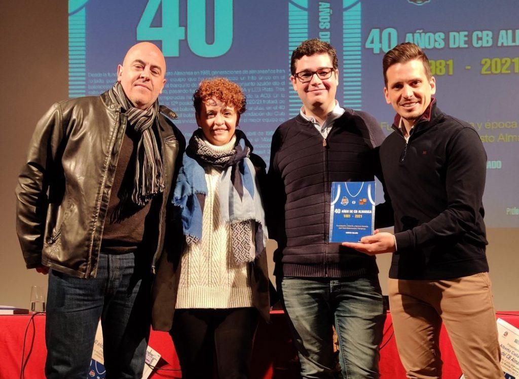 Presentación 40 años de CB Almansa