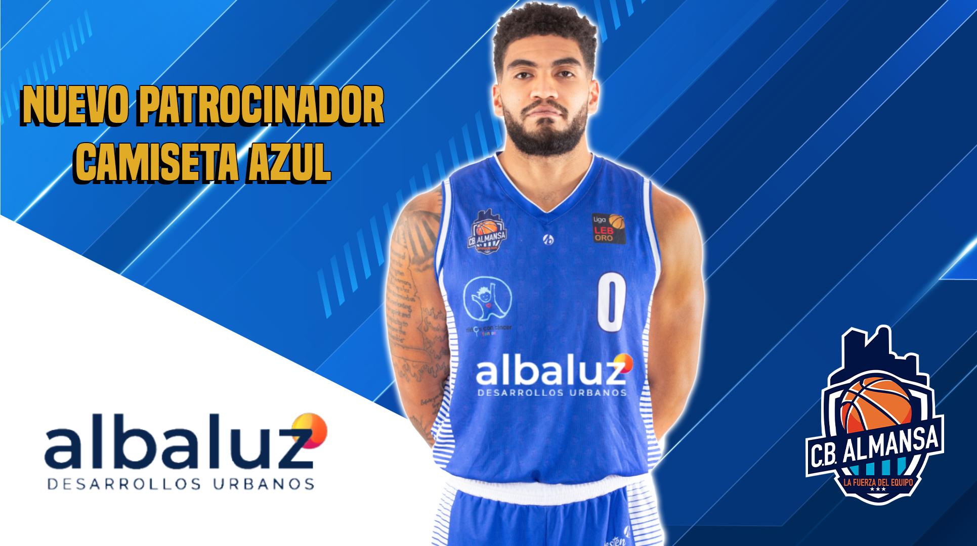 Albaluz, nuevo patrocinador del CB Almansa