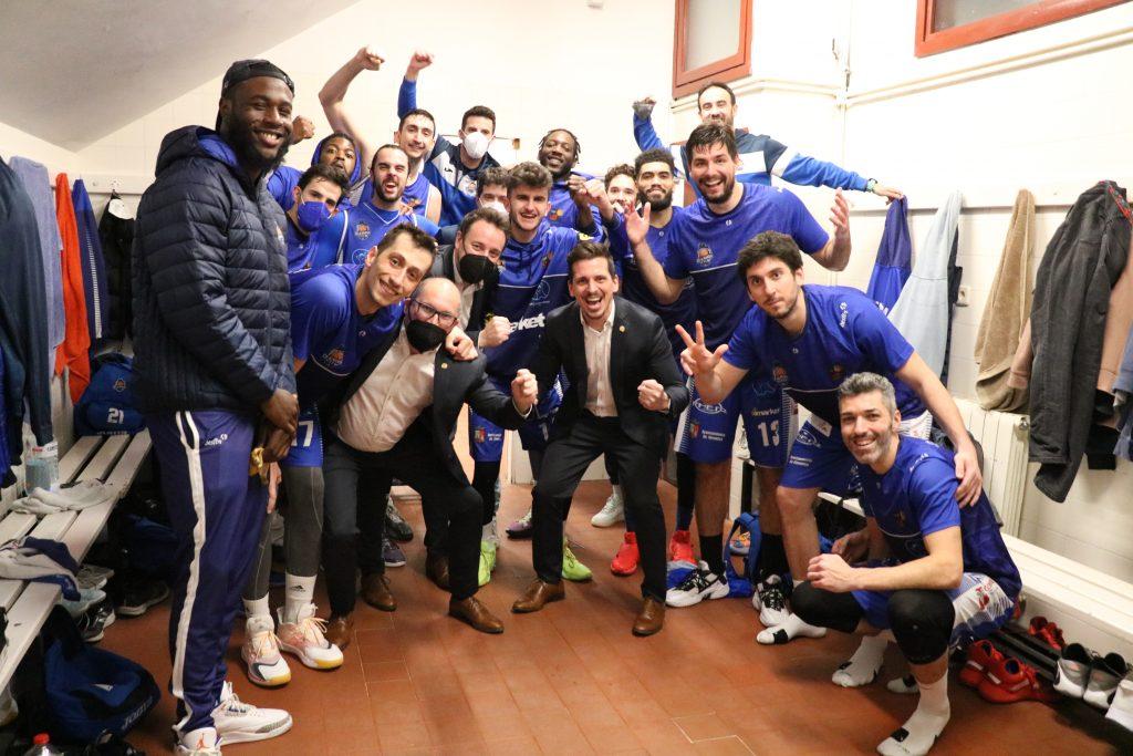 El CB Almansa consigue la novena ante Bàsquet Girona