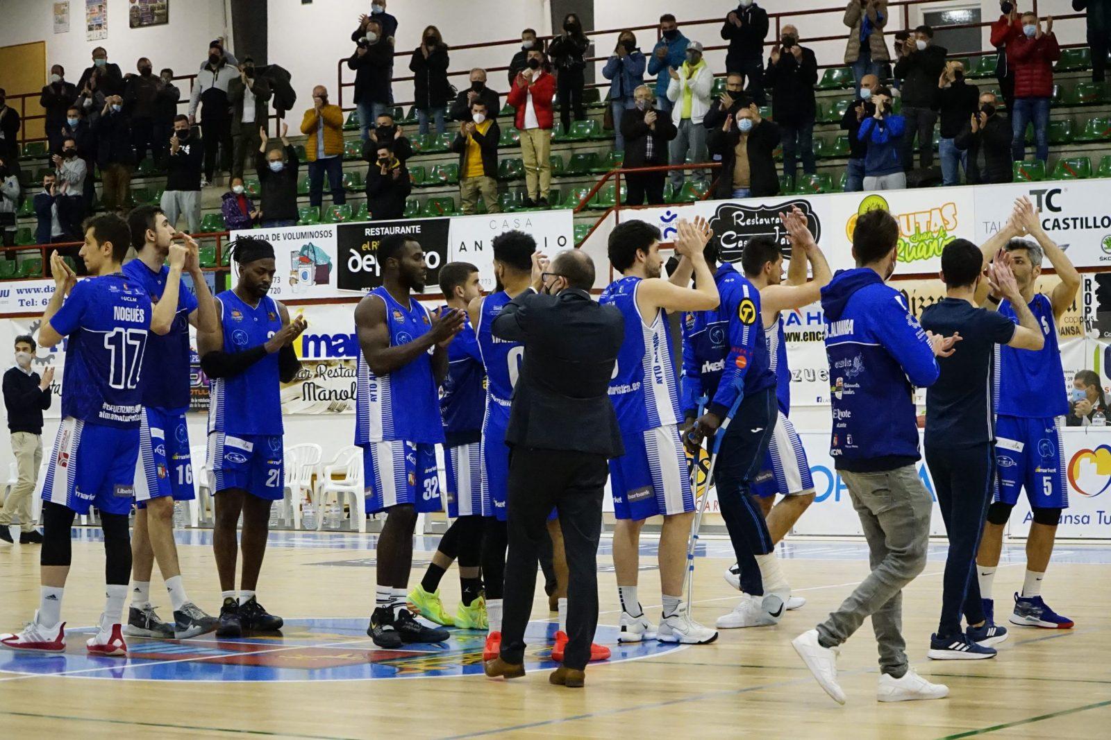El CB Almansa no pudo con Oviedo Club Baloncesto
