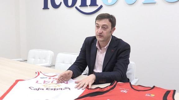 Joaquín Rodríguez en su etapa en León