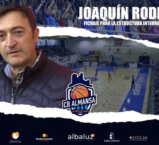 Joaquín Rodríguez, CB Almansa