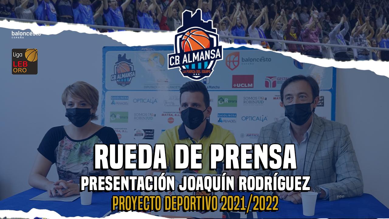 Presentación Joaquín Rodríguez