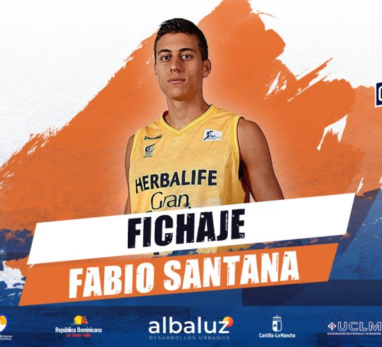 Fabio Santana nuevo base para el CB Almansa