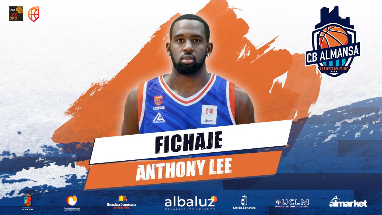 Anthony Lee, pívot para el CB Almansa con AFANION