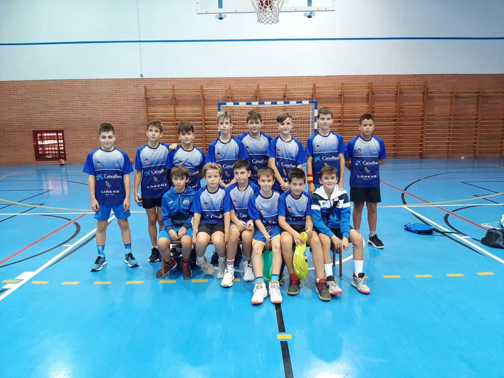 CB Almansa Alevín A 21-22