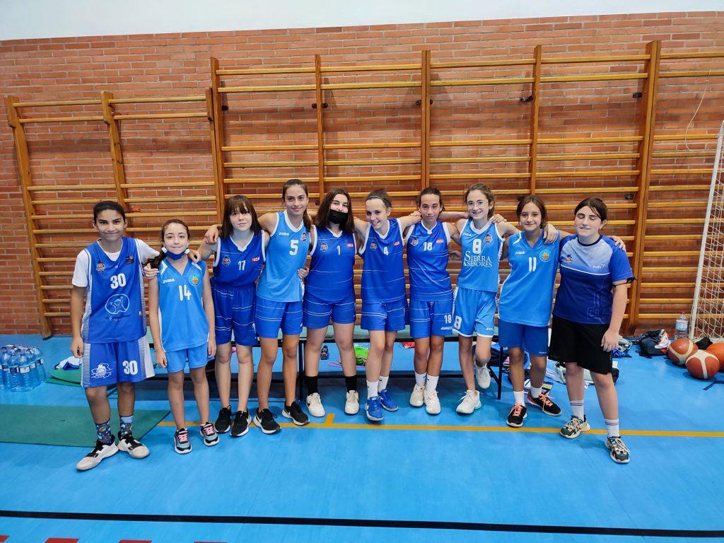 CB Almansa Infantil Femenino 21-22
