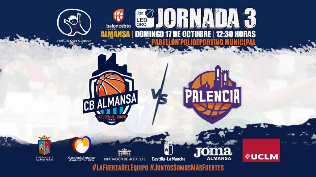 CB Almansa vs Easycharger Palencia