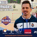 Previa Rubén Perelló CB Almansa con AFANION EasyCharger Palencia
